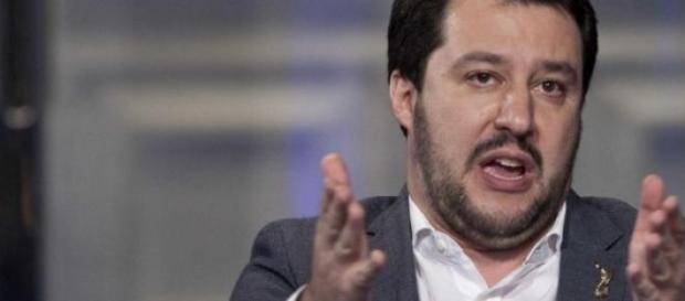 Matteo Salvini, a Porta a Porta