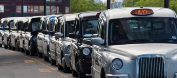 Táxis serão compartilhados através do Splyt.