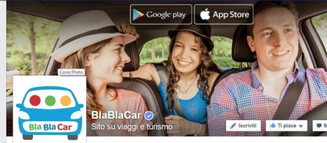 BlaBlaCar fenomeno che spopola, e permette di viaggiare lowcost