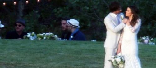 El casamiento de Ian Somerhalder y Nikki Reed