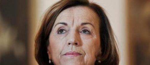 L'ex ministro del welfare, Elsa Fornero