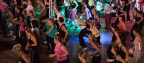 La zumba, ejercicio para todas las edades