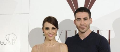 Paula Echevarría y Miguel Ángel Silvestre.