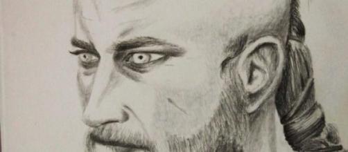 Ragnar Lothbrok interpretado por Travis Fimmel
