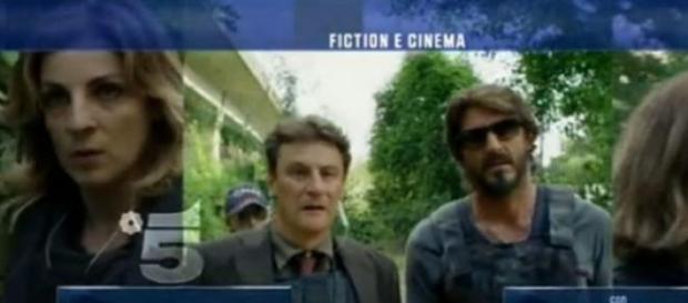 il cast della fiction di Canale 5 Squadra Mobile