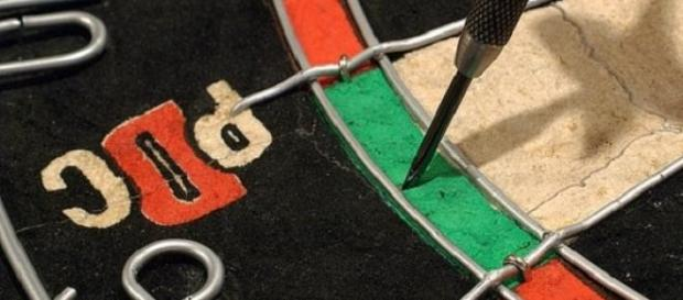 Night 13 action in the Premier League of darts