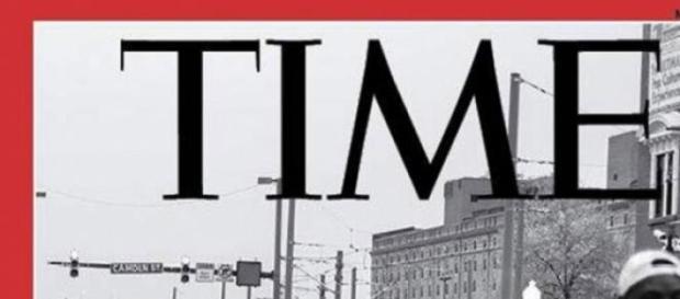 Portada revista Time en alusión al racismo