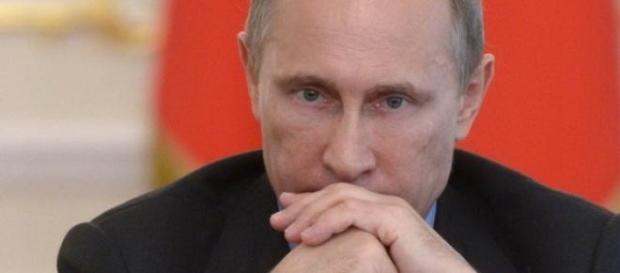 Presedintele rus Vladimir Putin