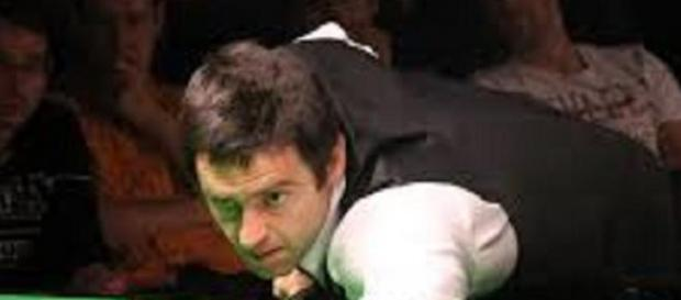 "Ronnie O'Sullivan, ""The Rocket"""