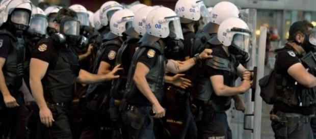 Sarbatoare de 1 mai 2015 in Turcia.