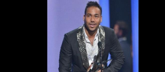 Romeo Santos fue el más premiado de la noche (AP)