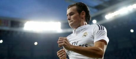 Bale não tem tido muitos motivos para festejar
