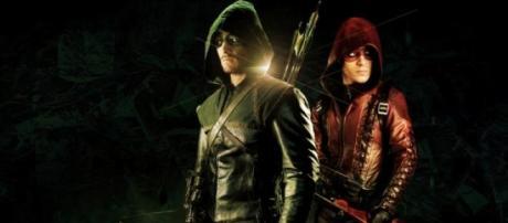 'Legends of tomorrow' spinoff de 'Arrow' y 'Flash'