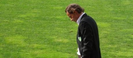 Quim Machado, treinador do Tondela