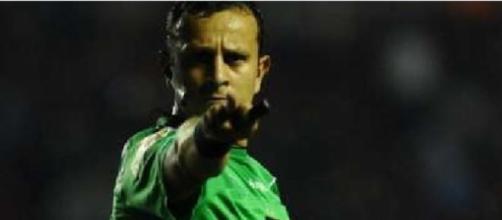 Darío Herrera, el árbitro para dirigir Boca-River