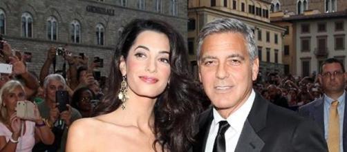 George e Amal casaram em setembro de 2014