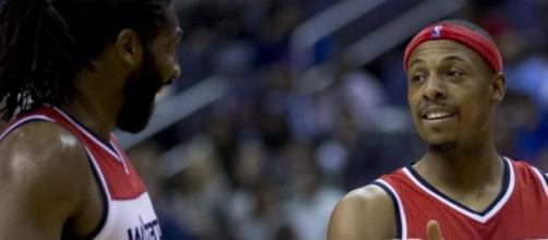 Paul Pierce montre la voie aux Wizards