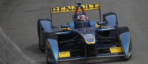 Sébastien Buemi su Spark Renault SRT_01E