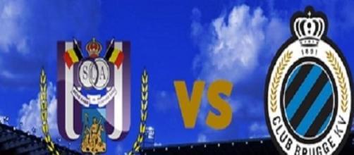 Suivez Anderlecht - Club de Bruges en direct !
