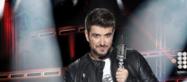 Antonio Orozco coach de La Voz en telecinco