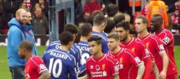 Chelsea-Liverpool, o jogo de consagração dos Blues
