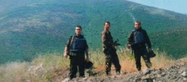 Situação encontra-se tensa no Norte da Macedónia.