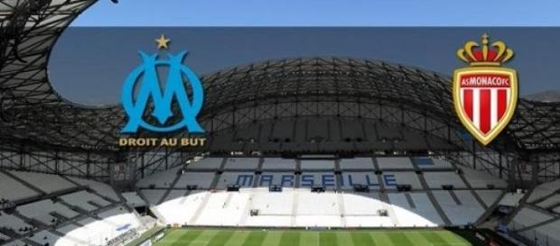 Suivez le match Marseille - AS Monaco en direct !