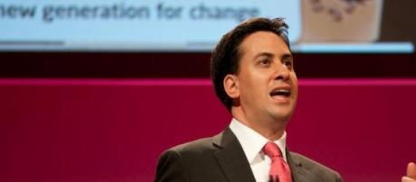 Ed Miliband has resigned.