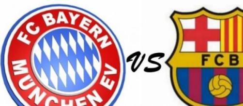 Bayern enfrenta o Barcelona em Munique