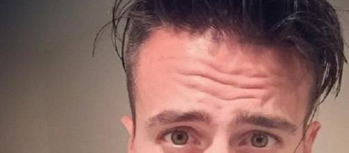El nuevo pelo de Marco Ferri en Instragram