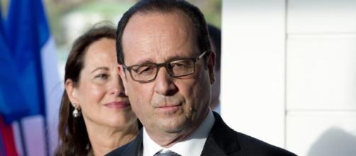 Francois Hollande et Che Guevara