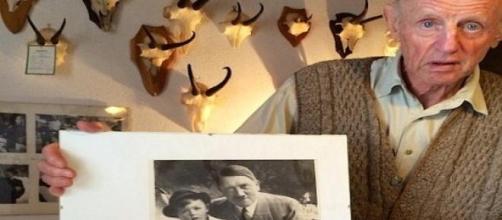 Gerhard Bartels a été l'enfant d'affiches nazies.