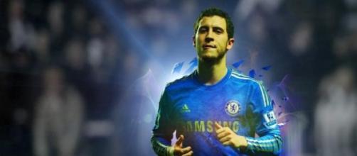 Hazard ne voulait pas aller à Chelsea.