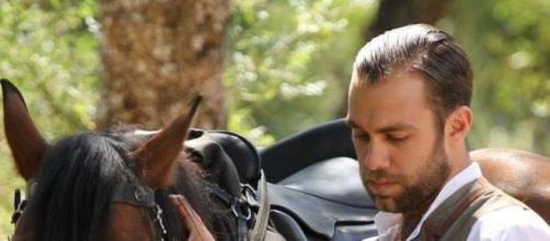 Il Segreto: Fernando cade da cavallo, grave