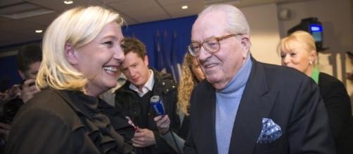 Jean-Marie et marine le Pen - opinion