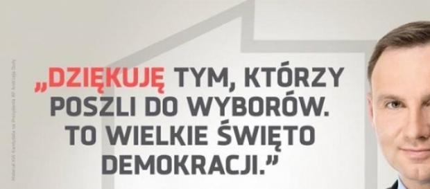 Andrzej Duda może spocząć na laurach?