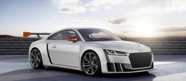 Audi TT Clubsport Turbo Concept Car