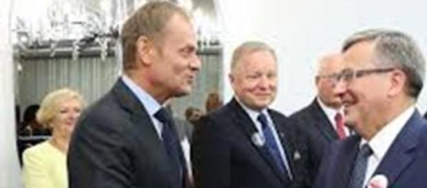 Bronisław Komorowski prezydent RP