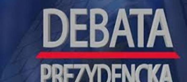 Duda kontra Komorowski - debata prezydencka