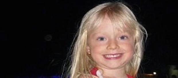 Georgie Fieldsend est décédée à trois ans.