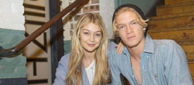 Gigi Hadid e Cody Simpson