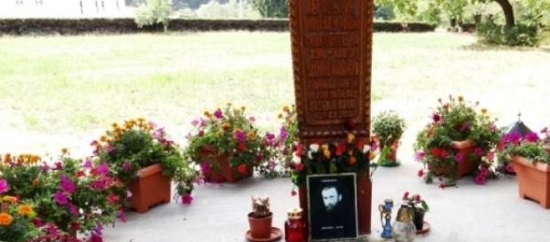 Loc închinat părintelui Arsenie Boca, la Vaslui