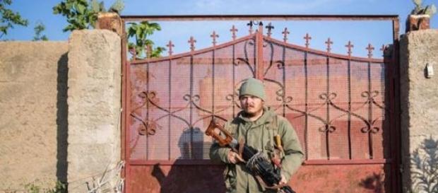 Românii  luptă  împotriva terorismului
