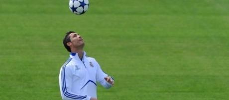 Ronaldo, la star du Real Madrid.
