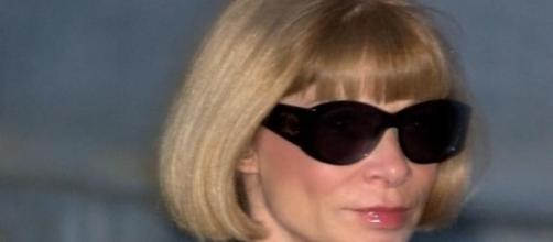 Anna Wintour, editora-chefe da Vogue
