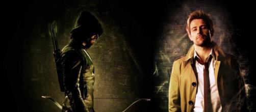 'Constantine' podría conectar con 'Arrow'.