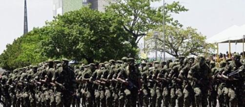Exército Brasileiro abre concurso