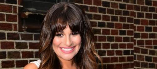 Lea Michele sigue recordando a Cory Monteith
