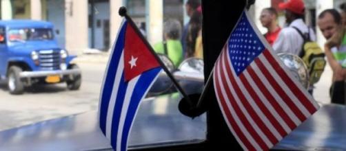 Les relations avancent entre Cuba et les USA.
