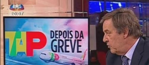 Miguel Sousa Tavares é comentador político da SIC.
